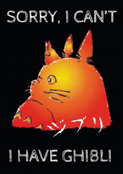 Design Totoro
