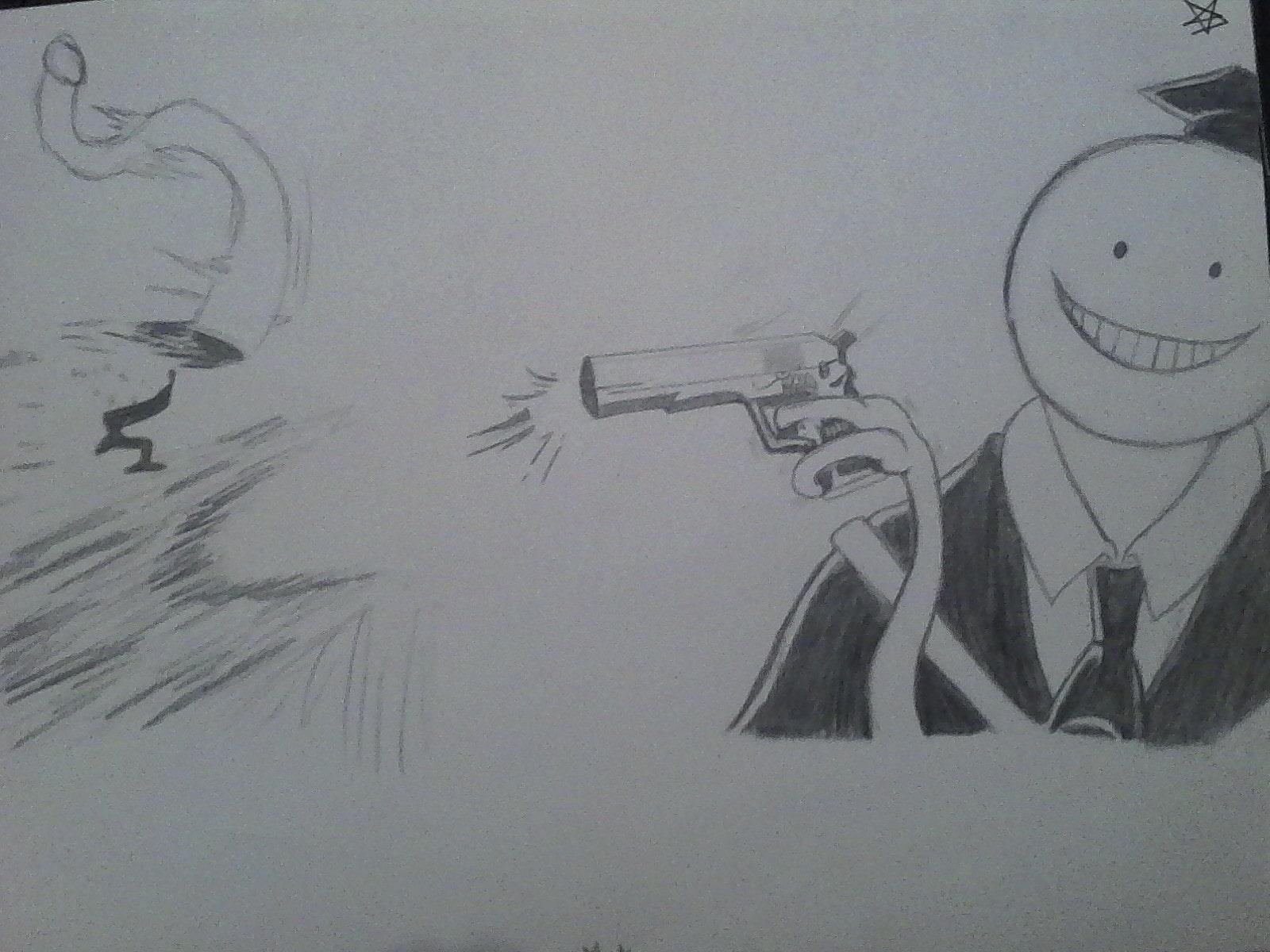 Koro Sensei   Assassination Classroom