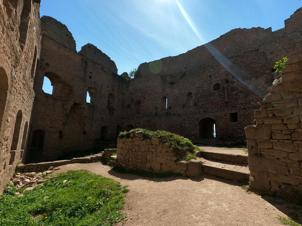 Photo Château de l'Ortenbourg